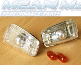Peugeot 106 306 406 806 Crystal Repeaters Indicators