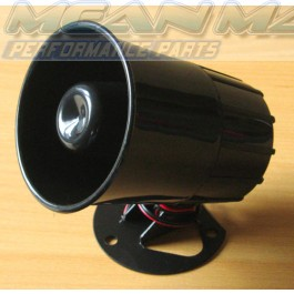 Powerful 20 Watt 1 tone siren for car security systems car alarms