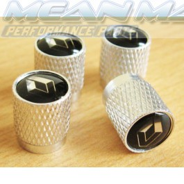 Renault SAFRANE SC?NIC TRAFIC TWINGO VEL Aluminium Valve Caps