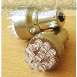 9 LED 1156/382 TAIL or STOP Light bulb BA15S P21W