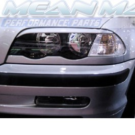 BMW E46 Light Brows