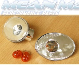 Opel Vauxhall Corsa Astra Tigra Crystal Repeaters Indicators