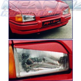 Ford Escort 89-93 Light Brows