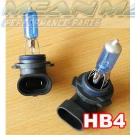 HB4 Xenon gas HID look Halogen Light Bulbs