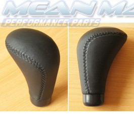 Lancia PRISMA THEMA THESIS Y YPSILON ZETA Leather Gear Knob