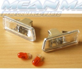 Peugeot 406 (96-99) Crystal Clear Indicators Repeaters