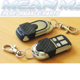 Car Alarm with Remote Central Locking Kit - Shielded 4