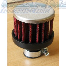 ENGINE BREATHER FILTER 15-17mm