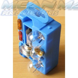H1 / H4 / H7 Spare Car Bulbs Kit