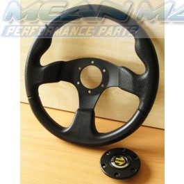 Mercedes 100 190 190D 190E A CLASS Booted Rear Steering Wheel