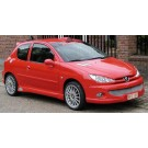 Peugeot 206 Light Brows