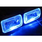 Angel Eye Rectangular Fog (spot) Lights
