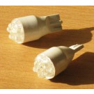 T13 six (6) LED Side Lights