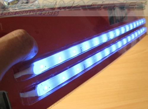 Dual strisce di luce led - Tiras luces led ...