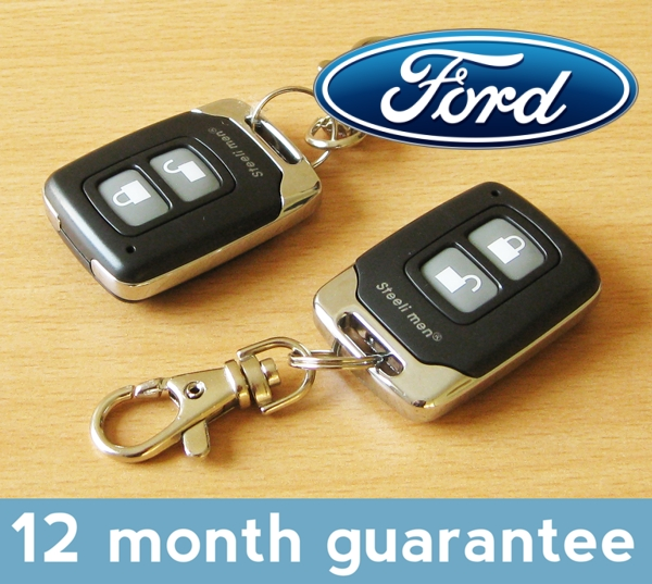 Remote Central Locking Keyless Entry window roll-up for FORD Fiesta Escort 097