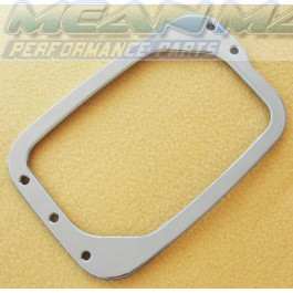Chrome Gear Shift Surround Frame Daihatsu Sirion Fiat Coupe Honda Civic Mitsubishi Pajero Pinin Nissan Micra 200SX