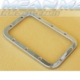 Chrome Gear Shift Surround Frame Mercedes W202 W210 E Class SLK Nissan Almera