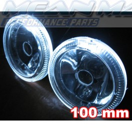 Angel Eye Round Fog (spot) Lights