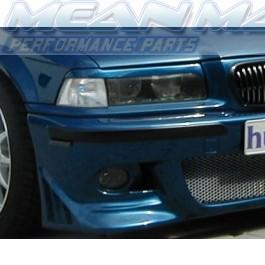 BMW E36 light brows