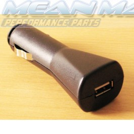 USB Car charger for MP3 players 12V to 5V