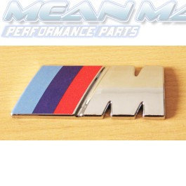 BMW M Power M3 M5 Trunk Boot Badge