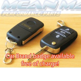 Car Alarm with Remote Central Locking Kit 10