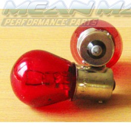 Red Light 382 BA15S Bulbs for Lexus crystal / smoked lights
