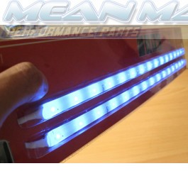 Dual LED light strips