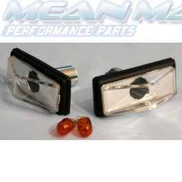 Fiat UNO Crystal Clear Side Repeaters Indicators