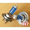 H7 Xenon gas HID look Halogen Light Bulbs