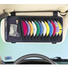 Universal Sun Visor CD / DVD holder