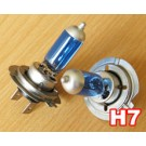 H7 Xenon gas HID look Halogen Light Bulbs