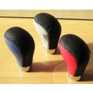 Leather Gear Knob