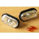 Renault 19 Clio Espace Megane Scenic CRYSTAL Repeaters Indicators